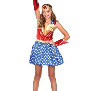Child's Wonder Girl Costume
