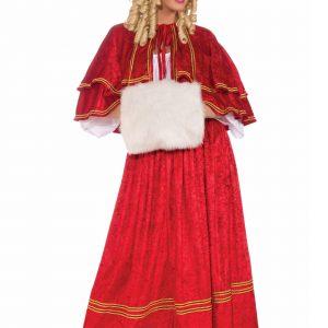 Christmas Caroler Costume