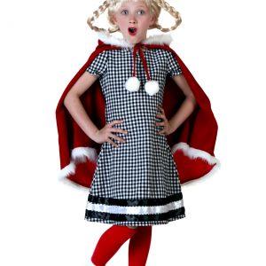 Christmas Girl Costume