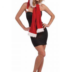 Christmas Hood with Scarf