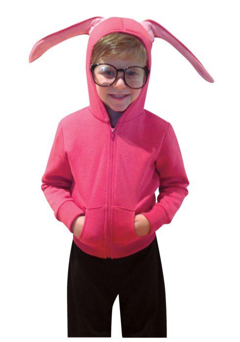 Christmas Story Child Bunny Hoodie