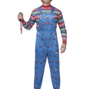 Chucky Plus Size Men's Costume