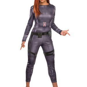 Classic Black Widow Adult Costume