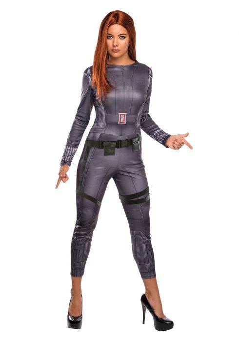 Classic Black Widow Adult Costume