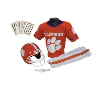 Clemson Tigers Youth Uniform Set