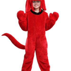 Clifford the Big Red Dog Kids Costume