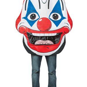 Clown Mouth Head Costume