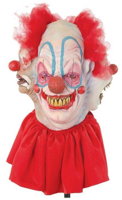 Clowning Around Halloween Mask