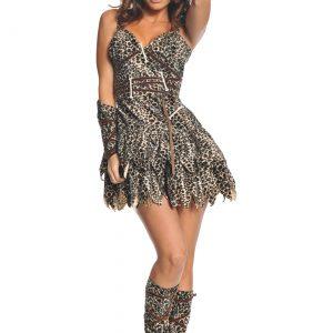 Clubbin' Cavewoman Costume
