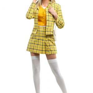 Clueless Cher Plus Size Women's Costume