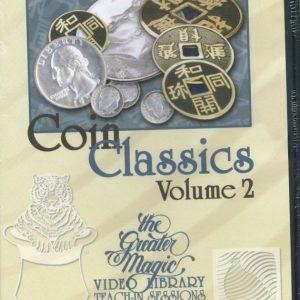 Coin Classics Volume 1 Learn Magic Tricks DVD