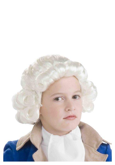 Colonial Boy Wig