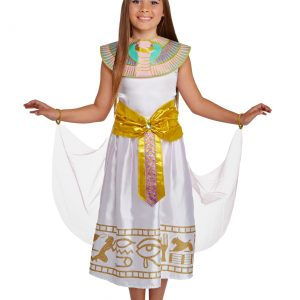 Colorful Cleo Deluxe Girls Costume