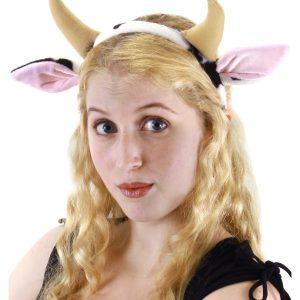 Cow Headband