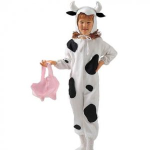 Cow Toddler Costume