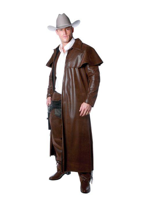 Cowboy Duster Coat