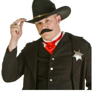Cowboy Mustache