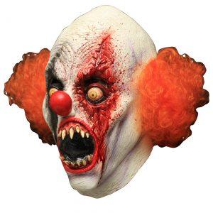 Creepy Clown Adult Mask