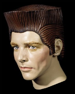 Crew Cut Rubber Wig