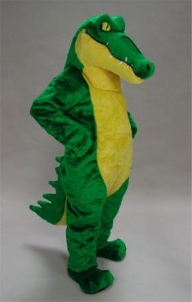 Croc Mascot Costume