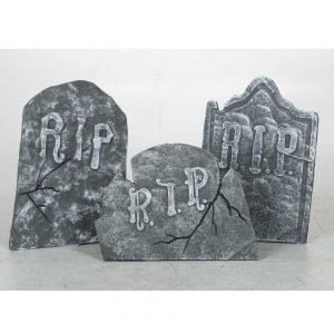Crooked Stone Tombstone Set