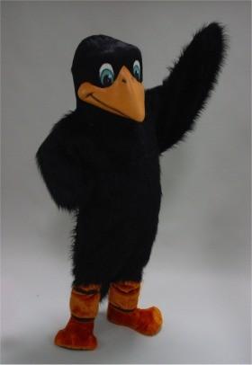 Crow Mascot  Costume