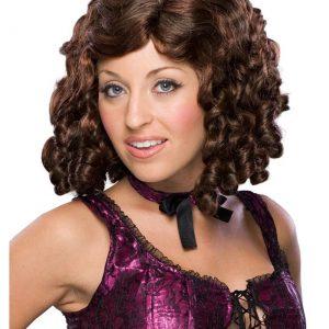 Curly Munchkin Girl Wig