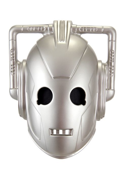 Cyberman Vacuform Mask