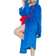 DC Comics Superman Hooded Robe