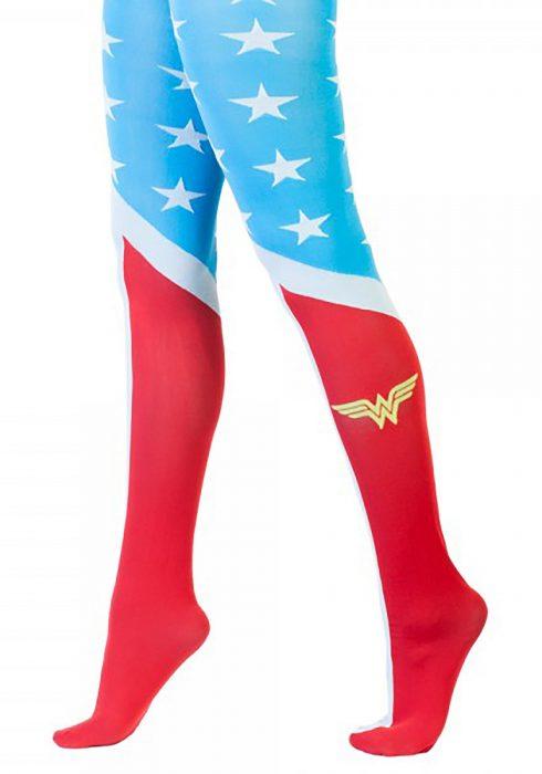 DC Comics Wonder Woman Tights