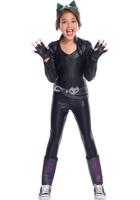 DC Superhero Girls Catwoman Costume