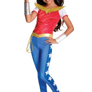 DC Superhero Girls Deluxe Wonder Woman Costume