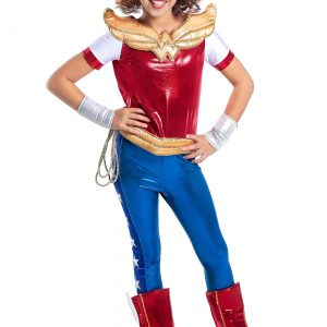 DC Superhero Girls Wonder Woman Costume