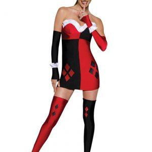 DC Women's Harley Quinn Costume