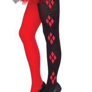 DC Women's Harley Quinn Tights