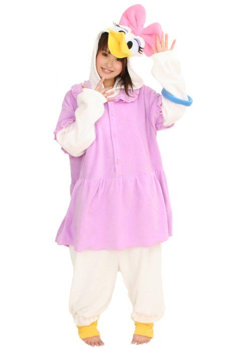 Daisy Duck Pajama Costume