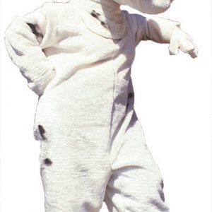 Dalmation Mascot Costume