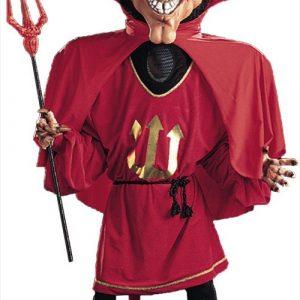 Dare Devil Mascot Costume