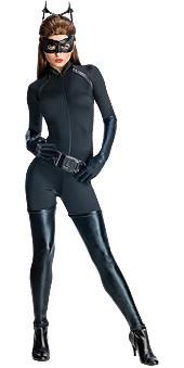 Dark Knight Rises Sexy Catwoman Costume