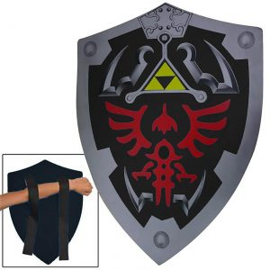 Dark Link Legend of Zelda Foam Shield