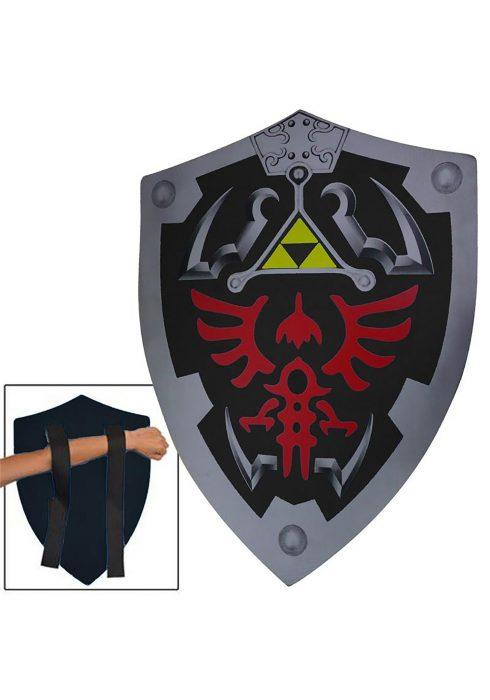 Dark Link Legend of Zelda Foam Shield