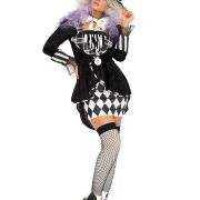 Dark Mad Hatter Women's Costume