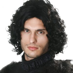 Dark Northern King Wig