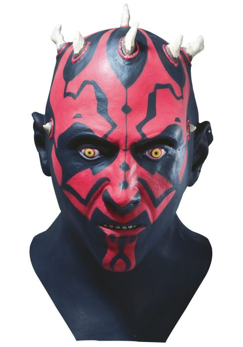 Darth Maul Deluxe Latex Mask