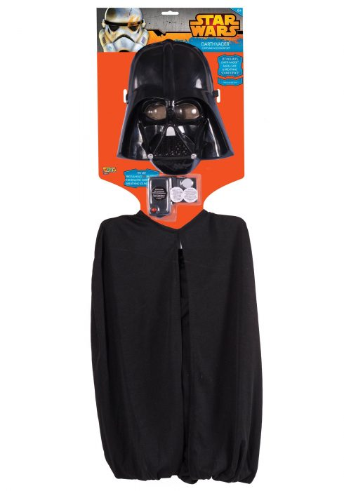 Darth Vader Costume Accessory Dress Up Kit