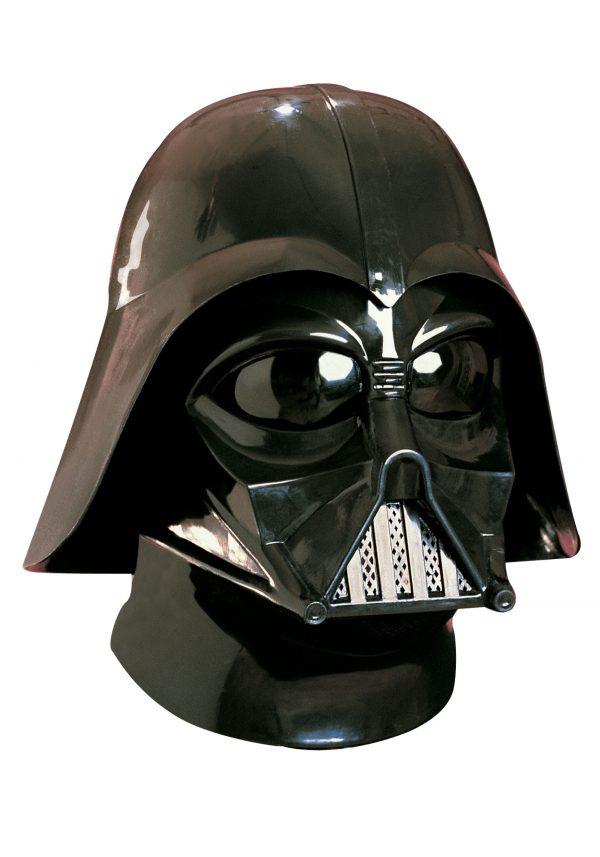 Darth Vader Deluxe Two Piece Helmet