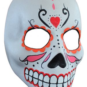 Day of the Dead Catrina Deluxe Mask