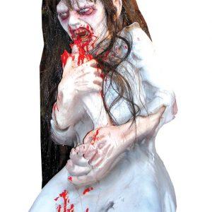 Dead Debbie Halloween Prop