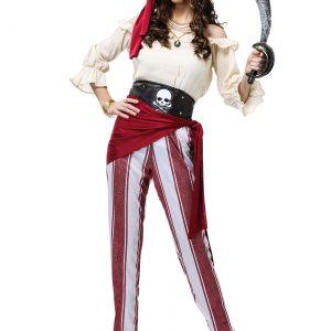 Deckhand Darling Womens Costume