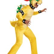 Deluxe Adult Bowser Costume